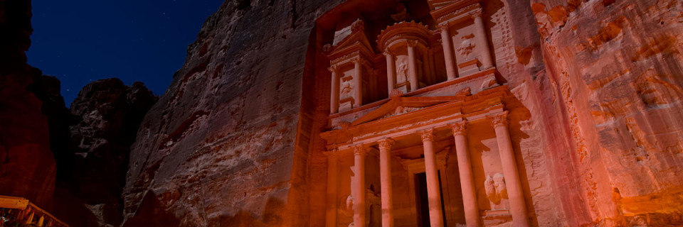 Petra: Half as old as time